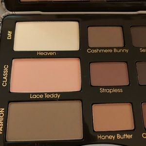 Too Faced Makeup - Too Faced Natural Matte eyeshadow palette